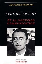 Cover_Bertolt Brecht