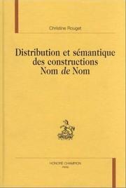 Cover_Distribution sémantique