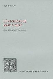 Cover_Lévi-Strauss