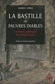 Cover_La Bastille des