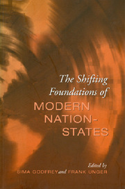 Cover_The Shifting Foundations