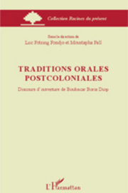 Cover_Traditions orales et postcoloniales