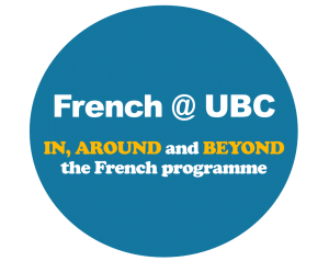 Discover French @ UBC